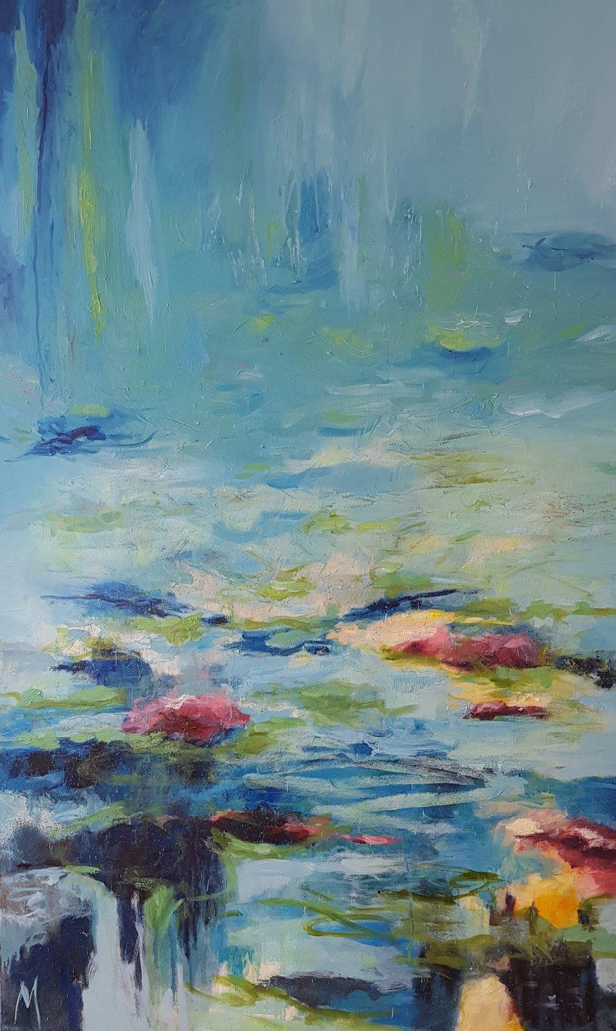 Marloes Molenaar - Water 100- 160 cm