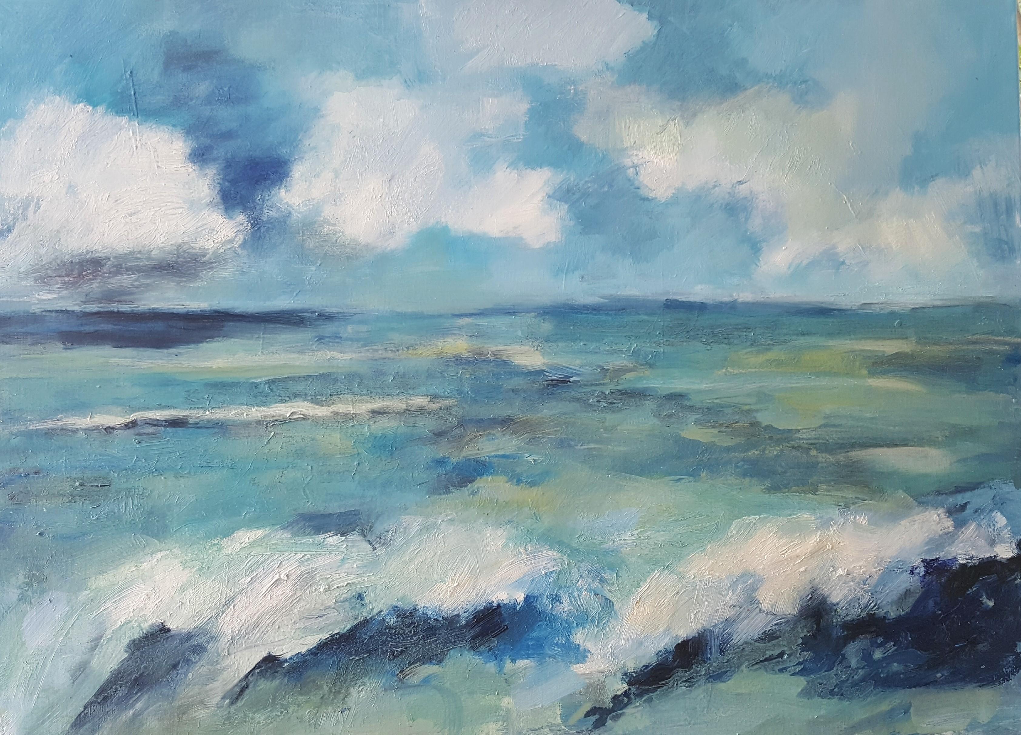 Marloes Molenaar -La Manche 80- 60cm