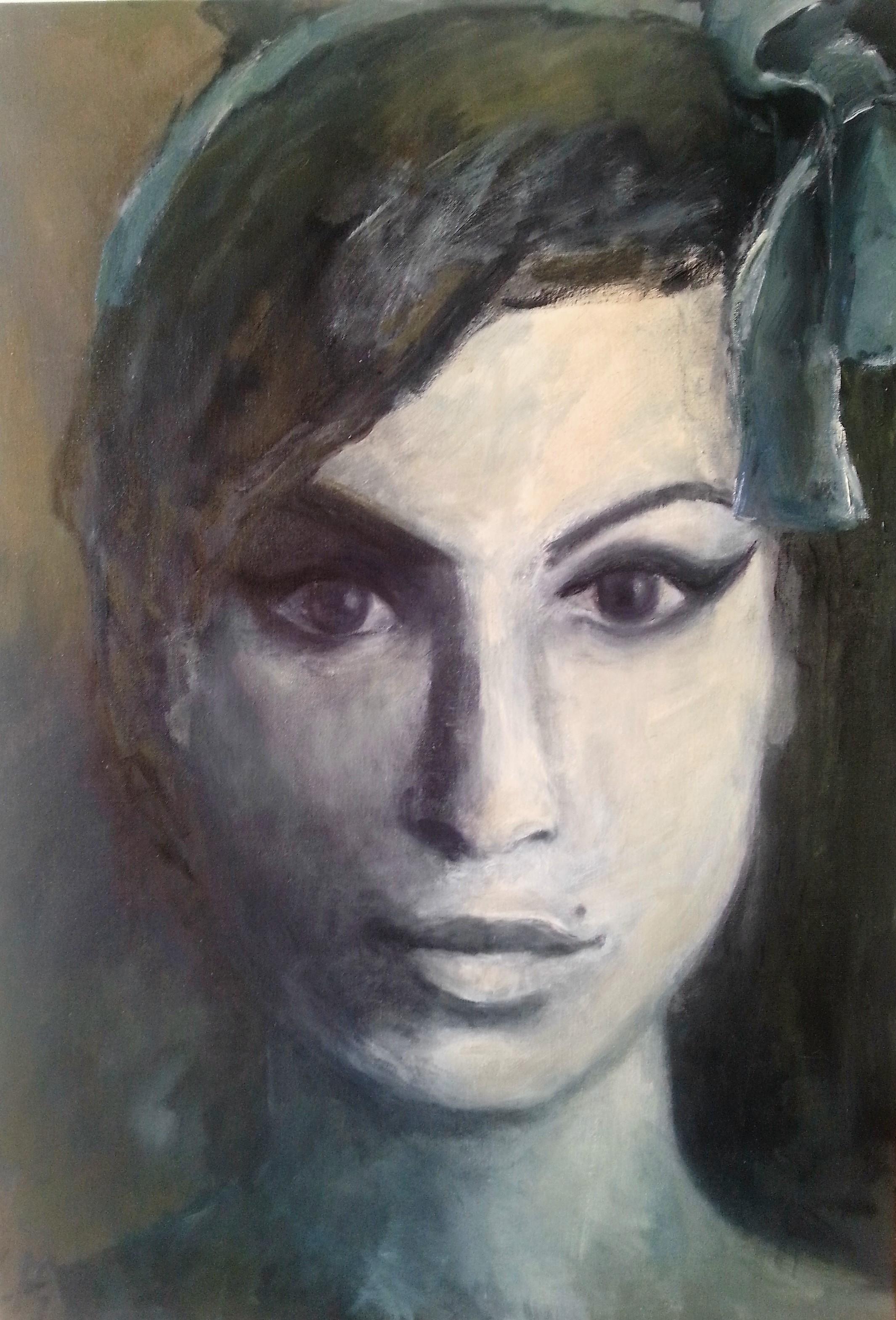 Marloes Molenaar -  Amy 70x100 cm
