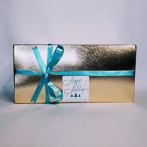 Happy Holidays Soy Candle Gift Set
