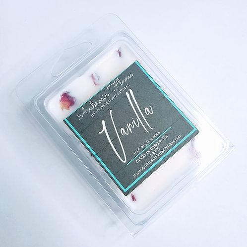 Vanilla Wax Melts - 2.3 oz