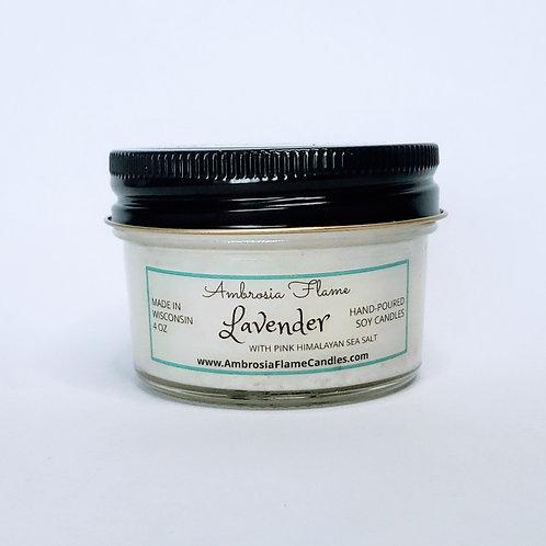 Lavender Candle - 4 oz