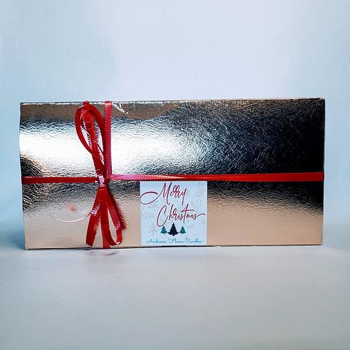 Christmas Soy Candle Gift Set