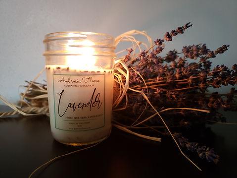 USA Made 100% Natural Soy Candles