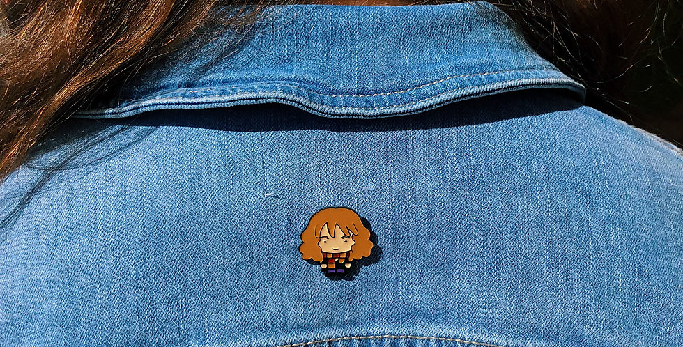 Hermione Granger Pin