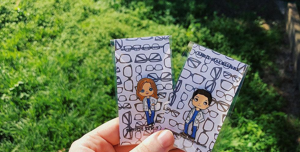 Greys Anatomy Pins