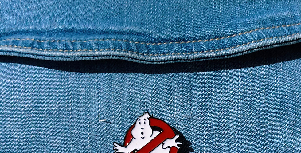 Ghostbusters Pin
