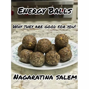 Energy Balls - Healthy and Nutritious!