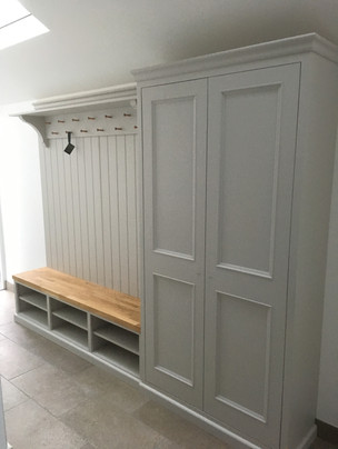 Boot Room Storage