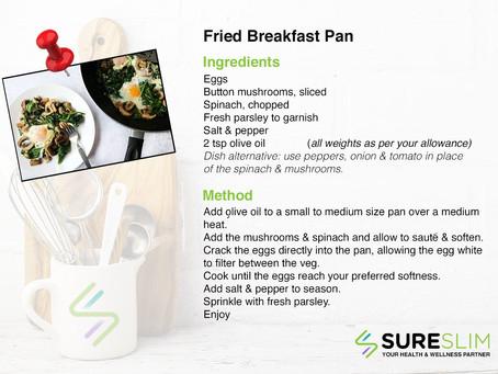 Fried Breakfast Pan