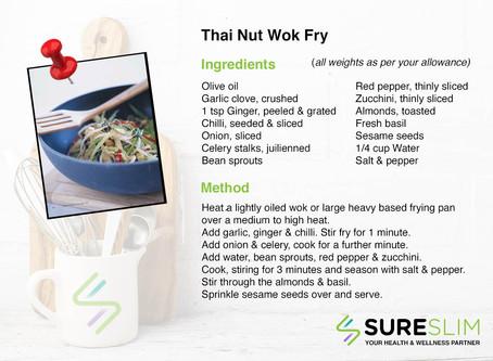 Thai Nut Wok Fry