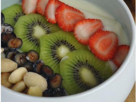 Yoghurt & Fruit Bowl