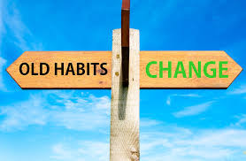 The importance of Habit Change