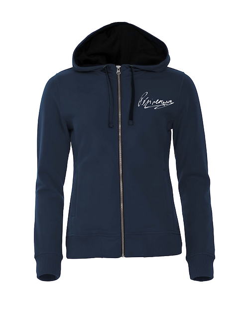 Sweat Hoody Full Zip Ladies