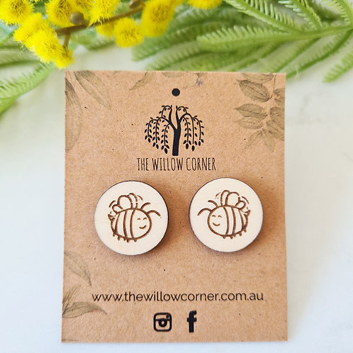 Button Bees