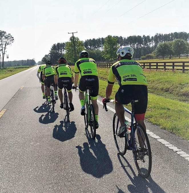 Group Ride with Kit