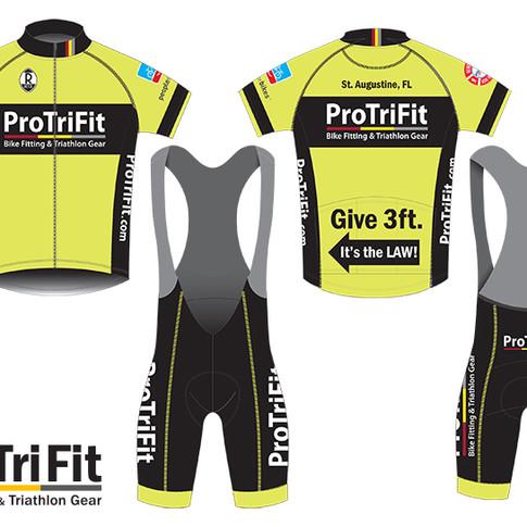 ProTriFit Awareness Cycling Kit