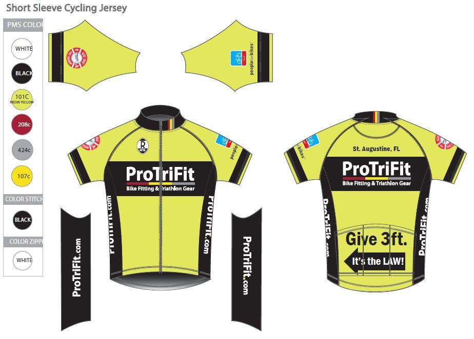 ProTriFit Jersey