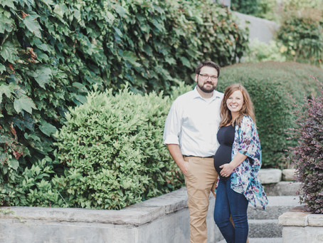 Latishua and Josh | Maternity