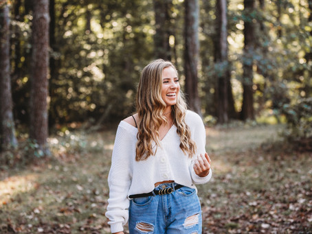 Tips for Senior Portraits