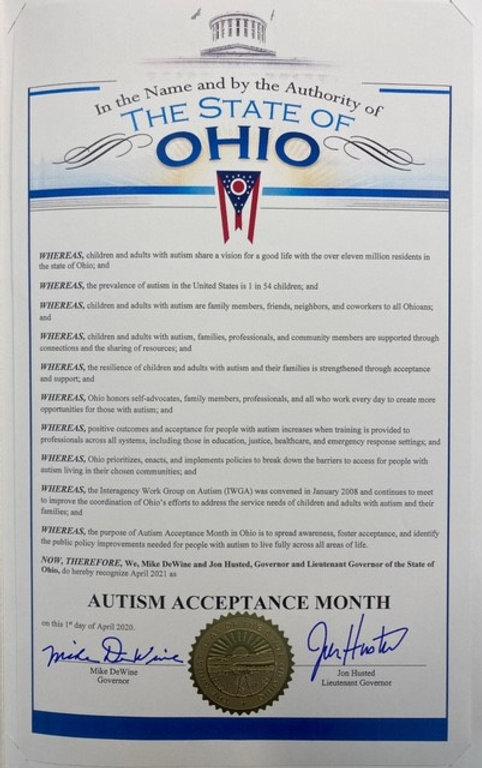 Ohio Autism Proclamation.jpg