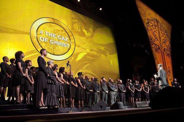 Trini Massie & 4 The Cause of Christ Gospel Singers 4