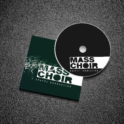 CD Gospel Connection Mass Choir - in Umbria per l'Umbria