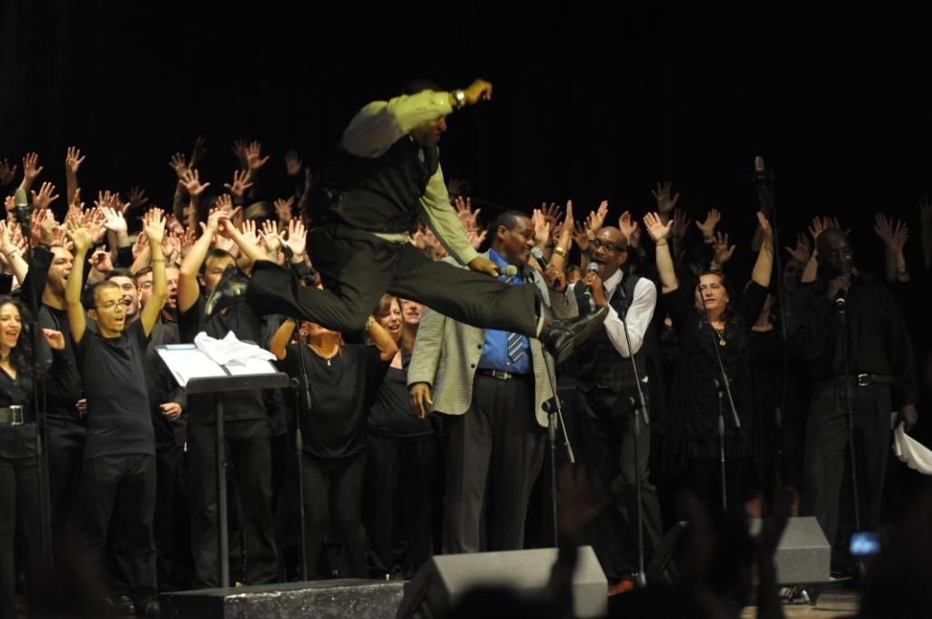 Gospel Connection 2012 - Teatro Lyrick, Assisi