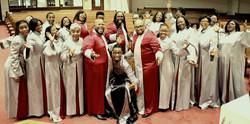 Trini Massie & 4 The Cause of Christ Gospel Singers 3