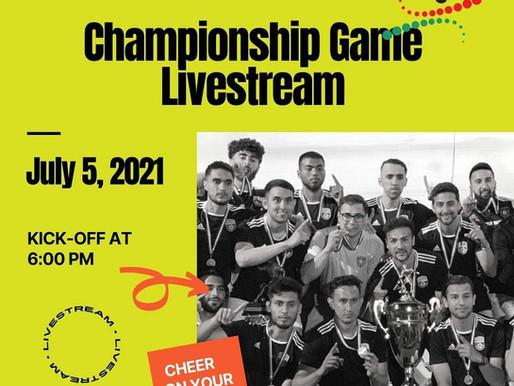 Livestream 2021 AASA Championship Cup
