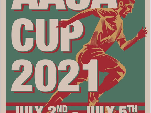 2021 AASA CUP ANNOUNCEMENT