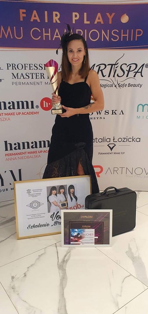 Bogusława Herda Permanentny Make - Up