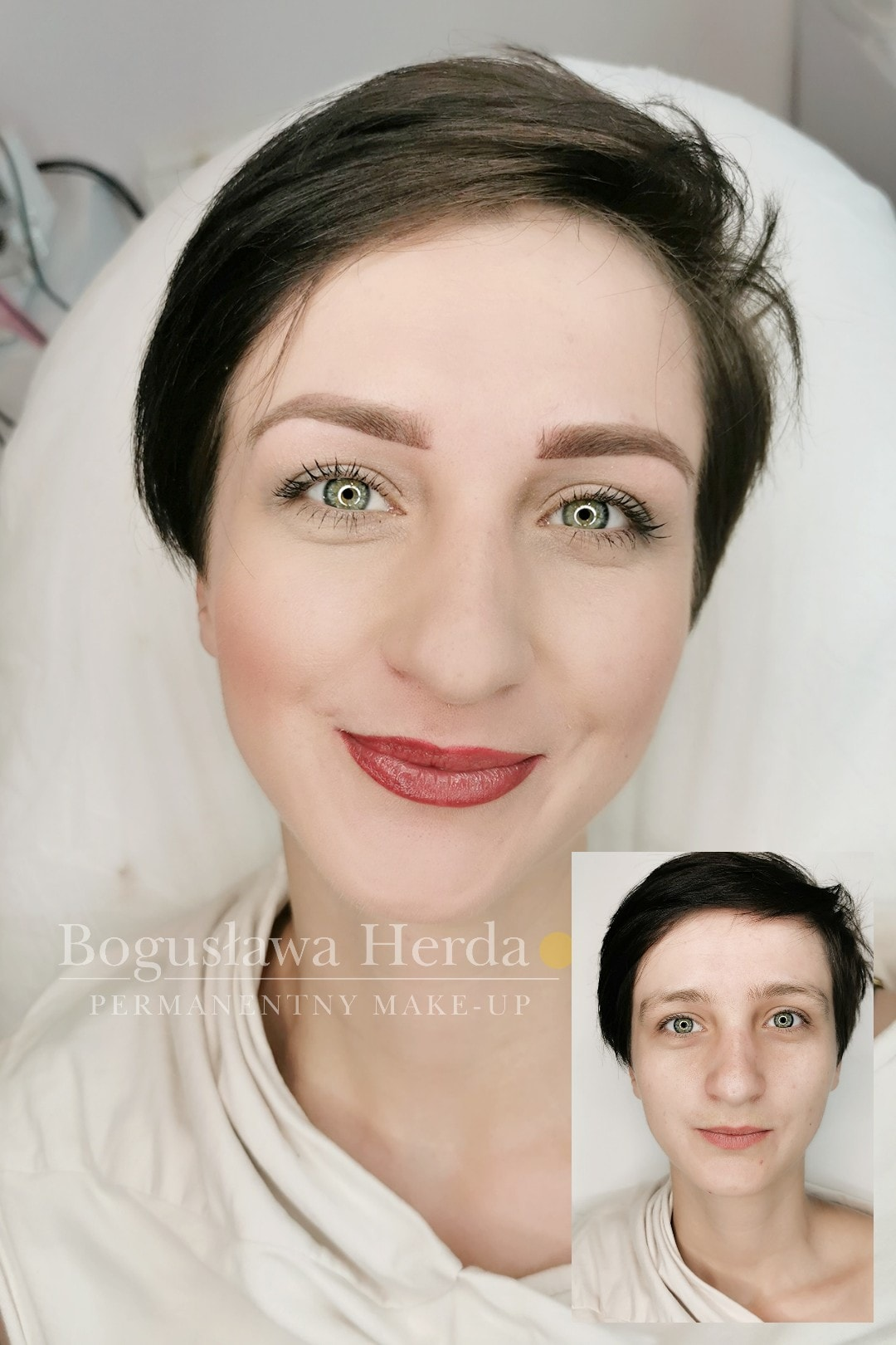 Bogusława Herda Permanentny Make-Up