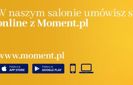 Henna pudrowa i zabieg na twarz BB Glow – recenzja z wizyty w salonie kosmetycznym www.moment.pl