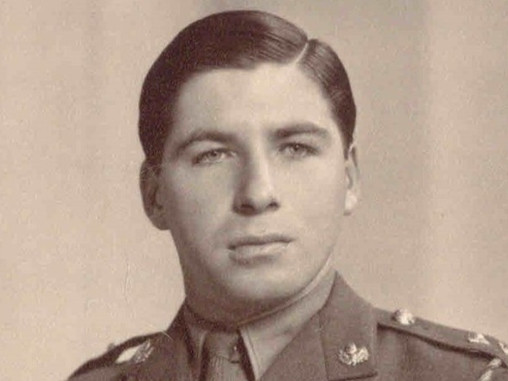 Not the Malayan brown bear:  How my father won the Military Cross