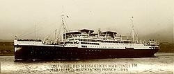 The last ship to escape Singapore