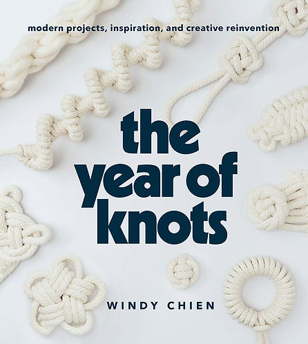 """The Year of Knots"" Book"