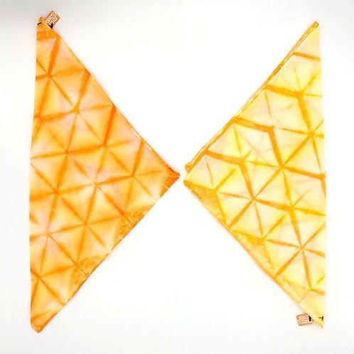Lisa Bandana XS Yellow-Orange