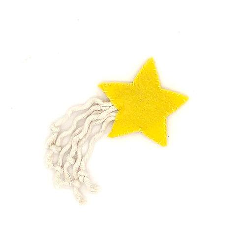 Shooting Star Catnip Toy
