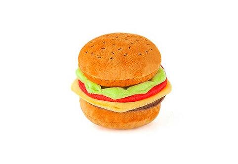 Mini Burger Plush Toy