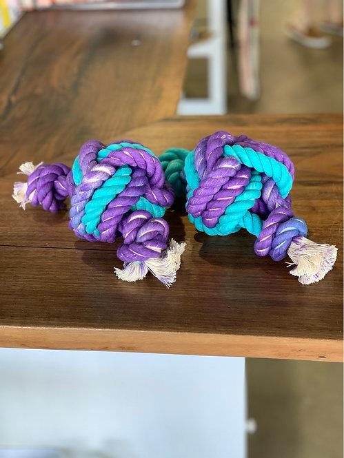 Giant Monkey Knot
