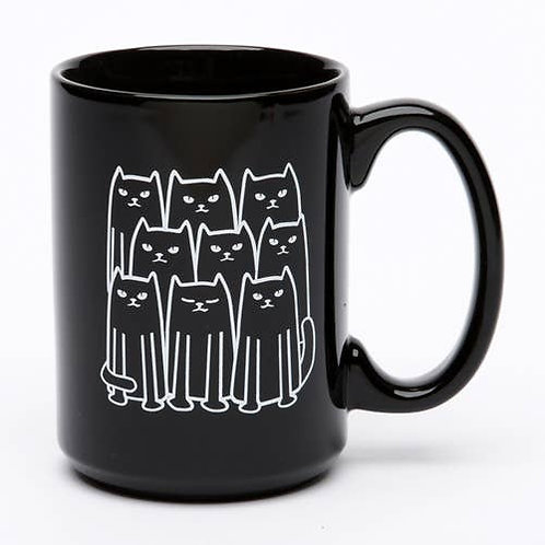 El Grande Mug - Cats