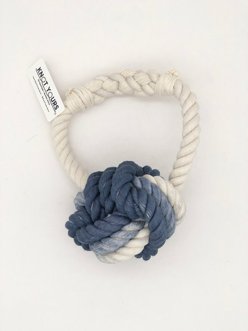 Giant Monkey Knot With Giant Loop