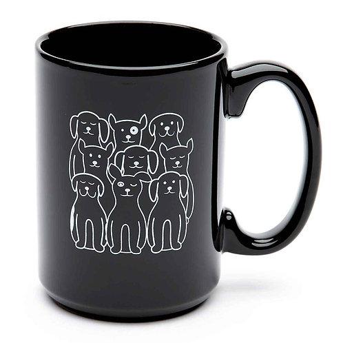 El Grande Mug - Dogs