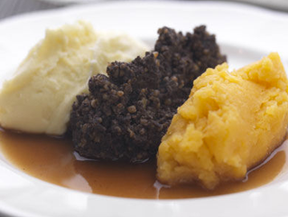 The day I made haggis