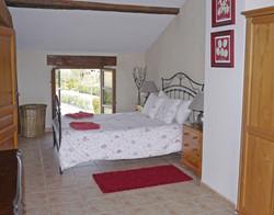 Master Bedroom - looking north