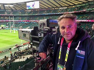 Rugby World Cup Final Twickenham