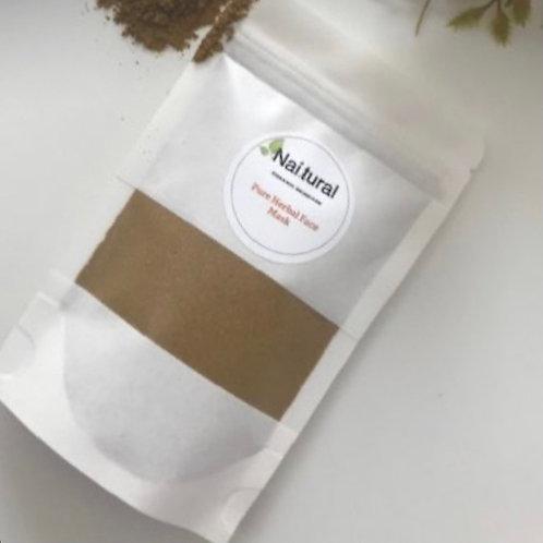 Organic Herbal Powder FaceMask