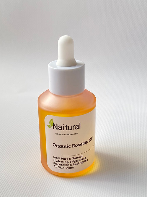 Organic Rosehip Seeds Oil