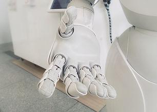 Mão do robô